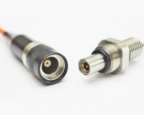 CEEP Subsea / Underwater Mini Coax Connectors. Our Mini-Coaxial Connector set was originally developed for a specific requirement where space and weight constraints prohibited the use of an 'Industry Standard' single-way coaxial product. Currently rated to 3,000m with a 15mm overall connector diameter, this product offers significant space saving benefits. It has been designed to accommodate commercially available 50Ω and 75Ω connector inserts and can be provided with male or female contacts in either mating half.