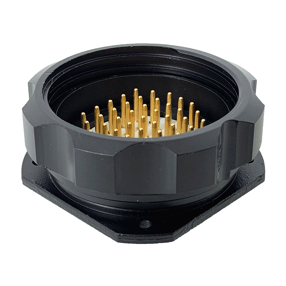 waterproof circular connector