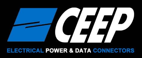 CEEP Connectors logo with black background click to view