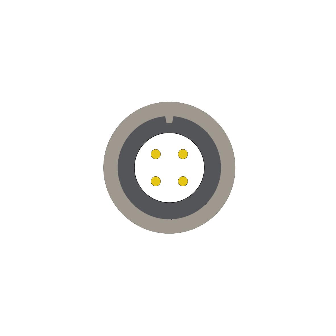 14V (0) 4 way connector