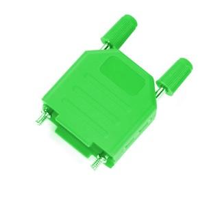 Green snaplock hood